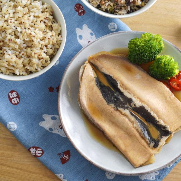 香滷虱目魚肚飯-即時調理-快速料理
