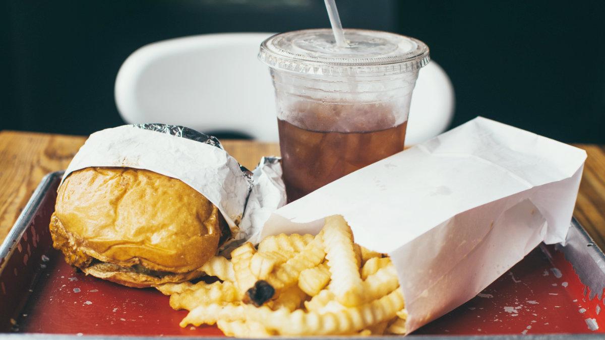 西式飲食-速食-記憶力-海馬迴