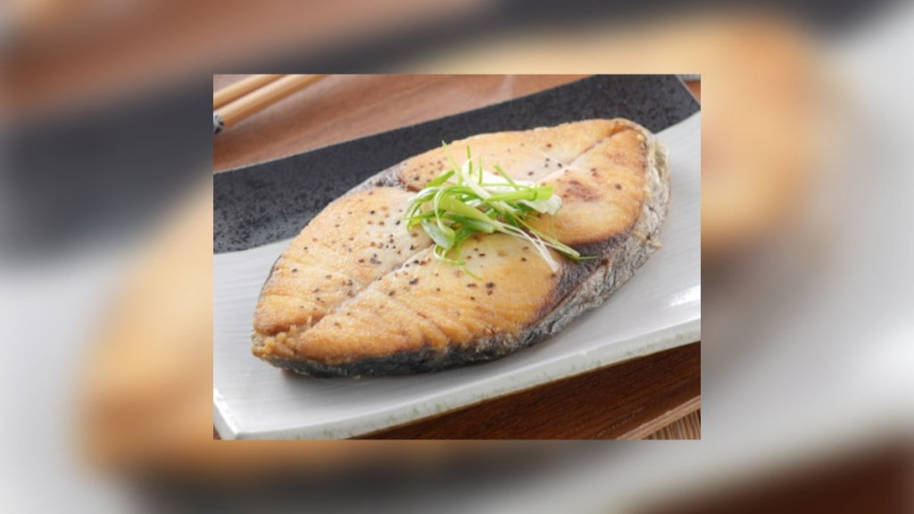 土魠魚料理-香煎土魠魚