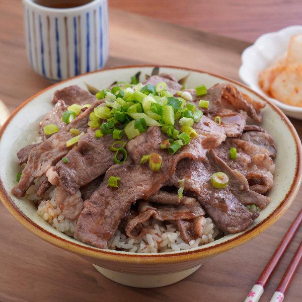 豬肉料理-燒肉丼
