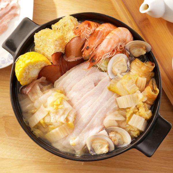 鍋底系列-酸菜白肉