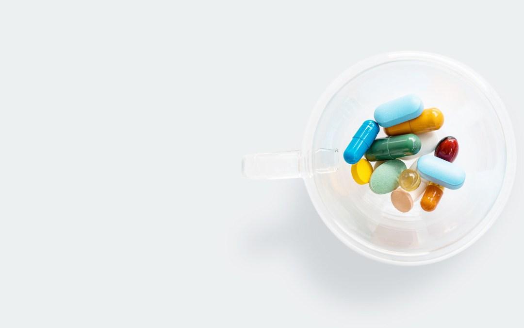 COVID-19 的營養品與保健食品補充建議