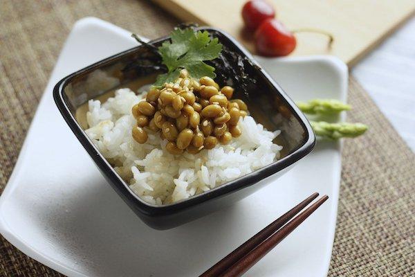 納豆種類-典故-分類-保麗龍盒