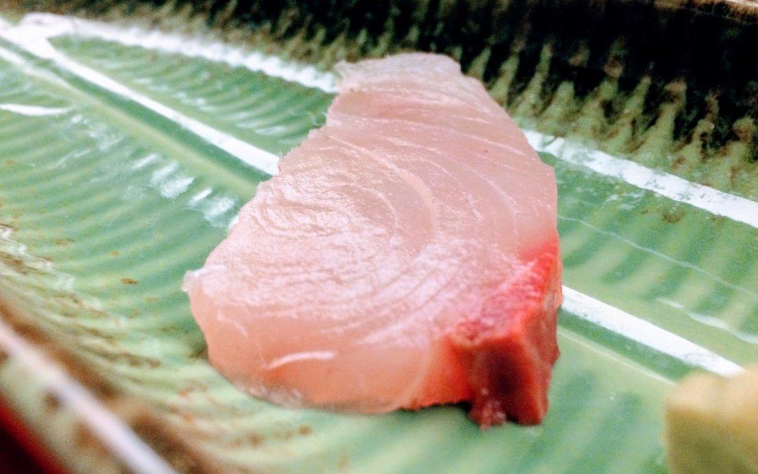 冬天就是要吃白旗魚 比海底雞還海底雞