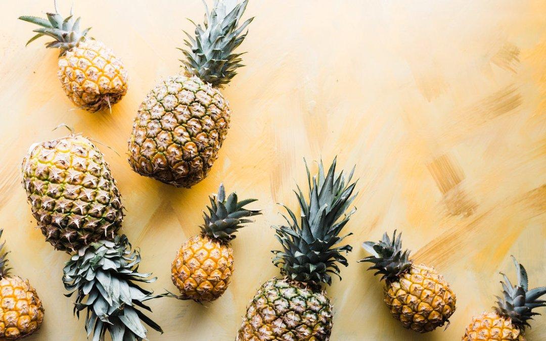 一邊吃鳳梨助農民 一邊認識品種與營養知識