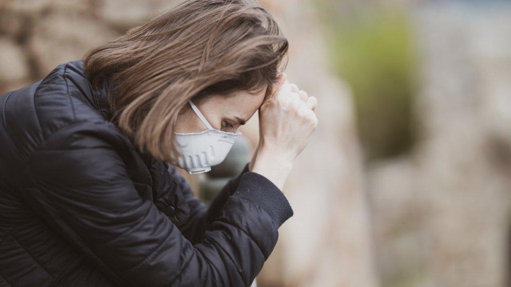 防疫三級警戒-照顧者-身心健康