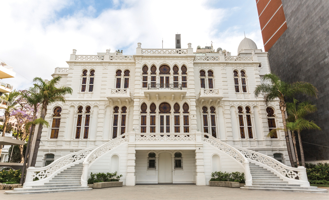 A fresh start for the Nicolas Ibrahim Sursock museum