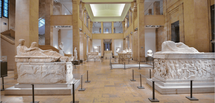 Advocating the nation's treasures
