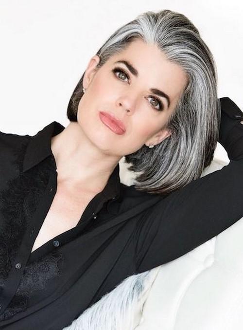 Cortes de cabelo para mulheres com mais de 50 anos