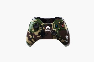 Xbox One x AAPE by A Bathing Ape