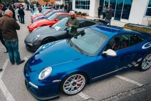 TRAVELHAMLET: Toronto autoentusiastide kogunemine Cars n' Coffee