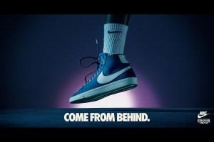 Stranger Things ja Nike koostöö on austusavaldus 80-ndatele