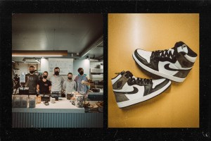 Air Jordan 1 Dark Mocha Eesti Paper Mill Coffee Nike