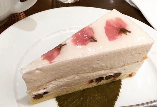 harbs-さくらケーキ