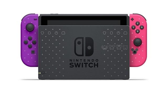 nintendo switch ディズニーツムツム
