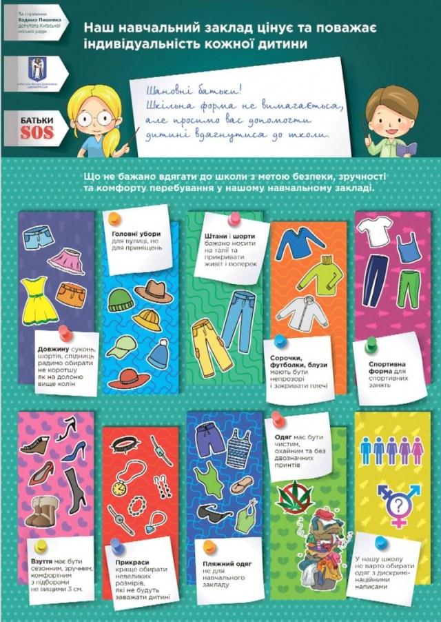 Про шкільну форму, благодійні внески та домашні завдання: Олена Парфьонова розповіла про права батьків у школі - eb56121 25531983 1497441656990880 7509781497346945528 o