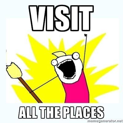 Image result for travel plan meme