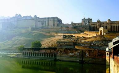 Forts and Palaces in Rajasthan – Pictures from the 19th century Part1