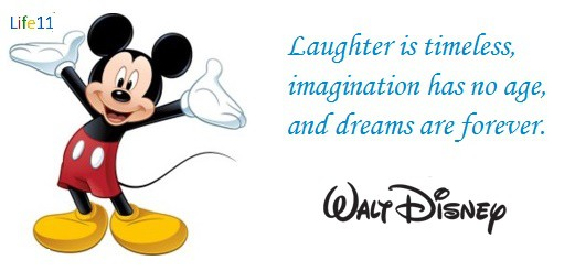 Quotes From Mickey Mouse: Laughter, Magic & Dream
