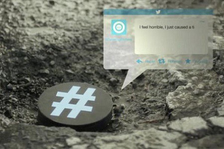 Tweeting potholes