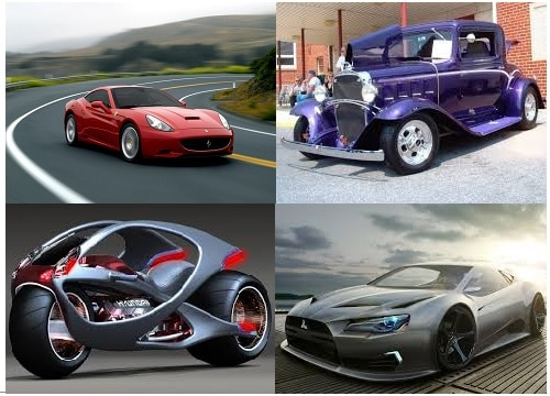 Match the car with its logo