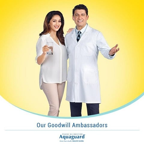 Eureka Forbes – Assurance of clean and safe drinking water