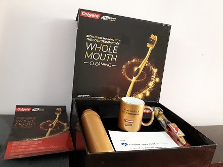 From Good to Gold Morning | Colgate 360