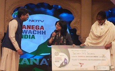 NDTV Cleanathon – Resolve for a Swachch India
