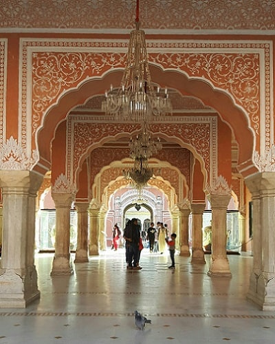 City Palace Hall Jaipur