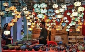 Turkish Mosaic Lamps in Mumbai