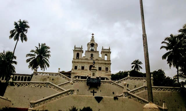 Portuguese-Church-in-Goa