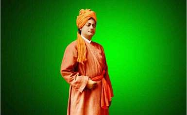 Swami Vivekananda's life and teachings for the Youth
