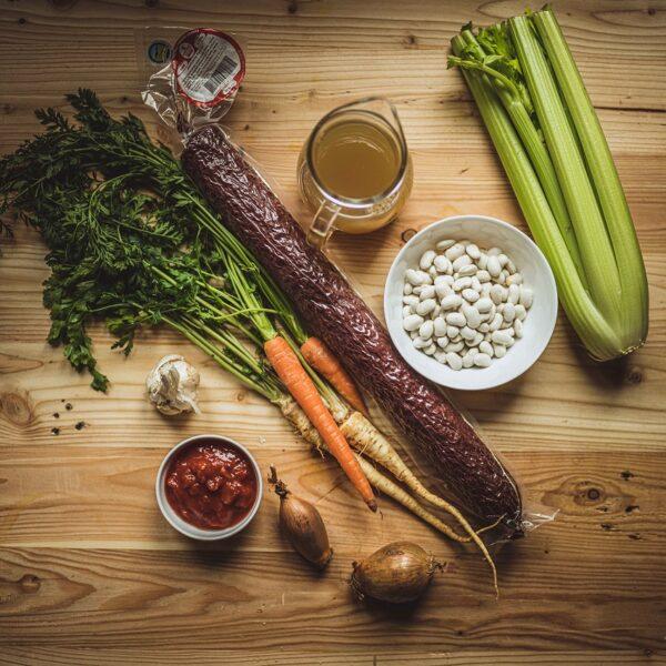 Fazolova polevka Regionalni potravina postup1 e1616177713629
