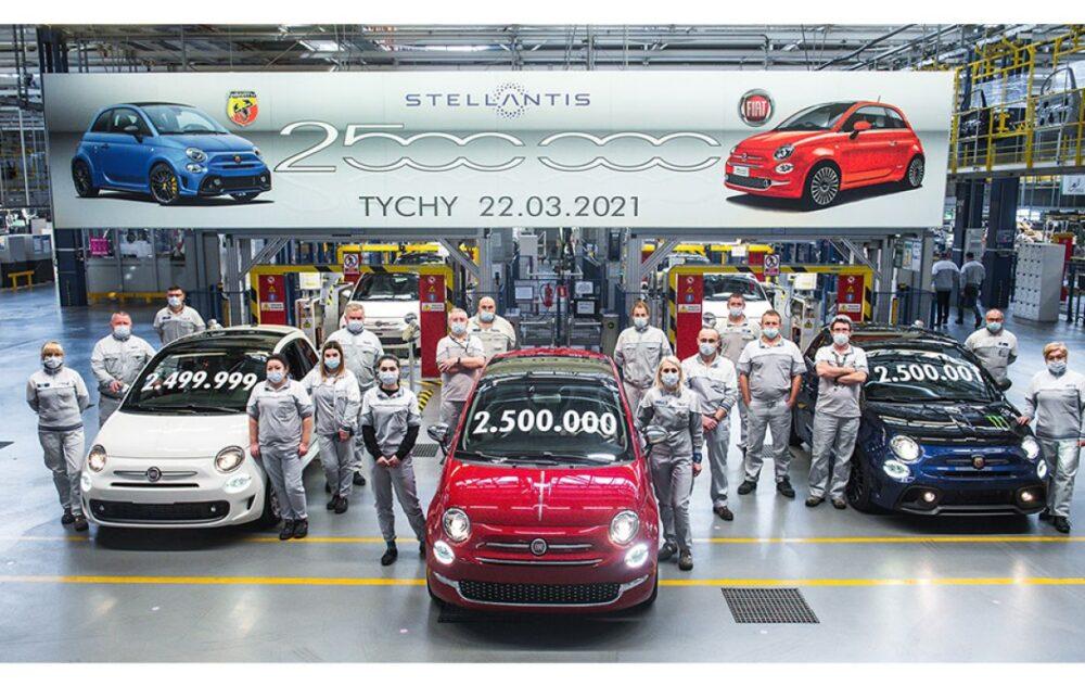 Fiat 500 e1616524504778
