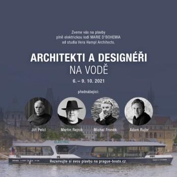 Architekti a designéři na vodě