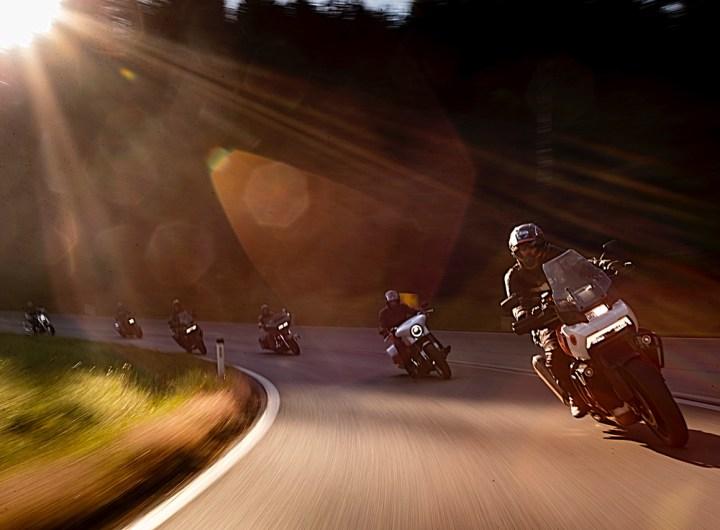 Harley Davidson European Bike Week 4