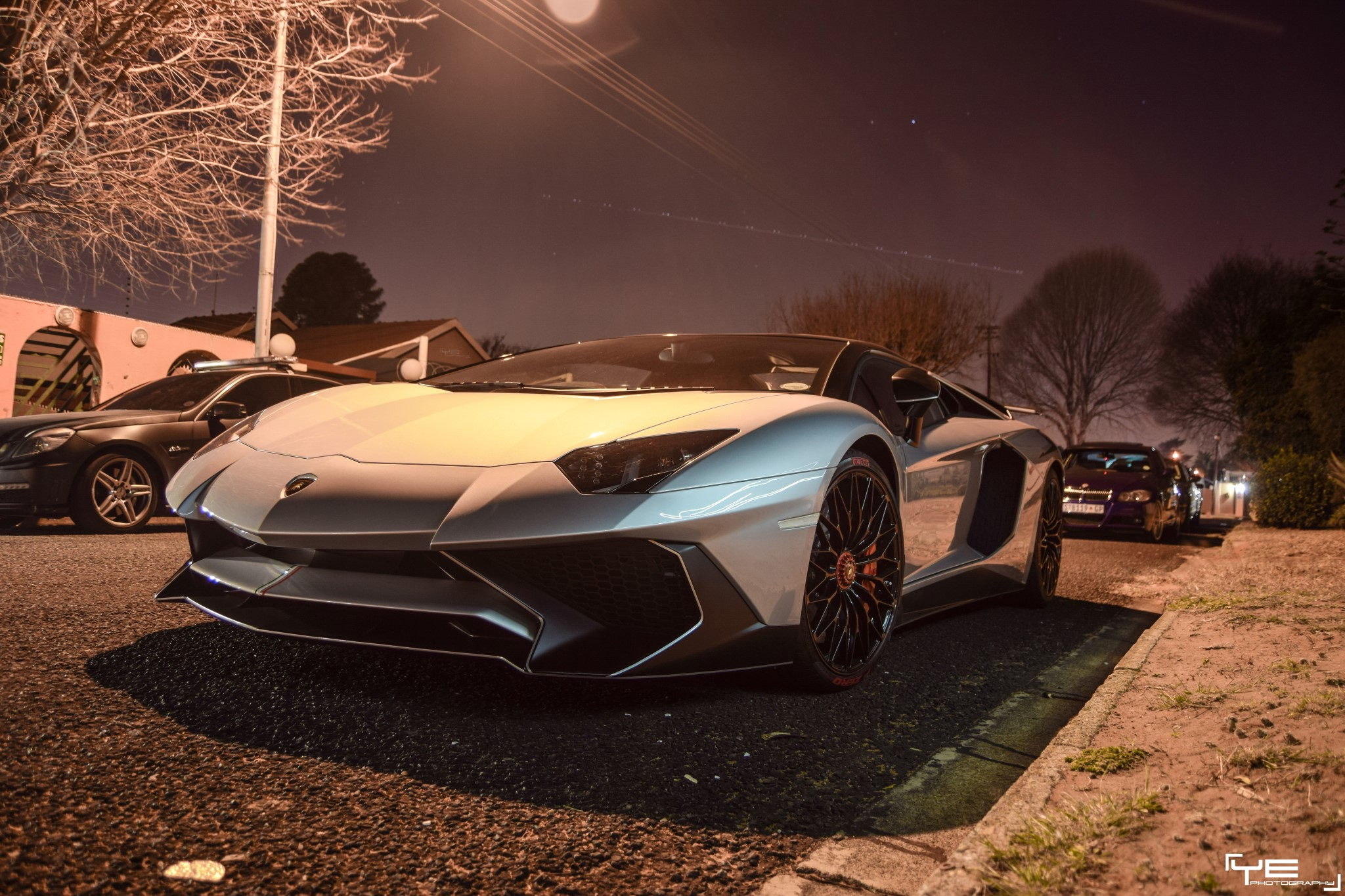 Lamborghini Aventador Sv Roadster 11 Of 12 Custom