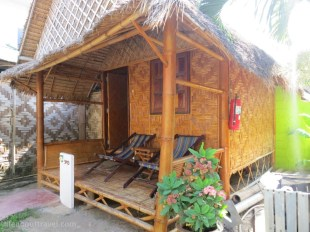 Phi Phi Twin Palm Bungalow we stayed