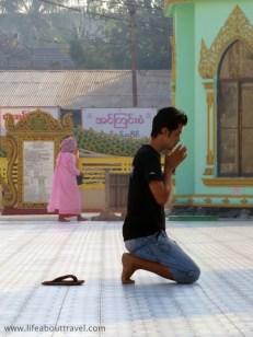 Batataung Paya - Prayer