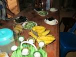 Banana and rice