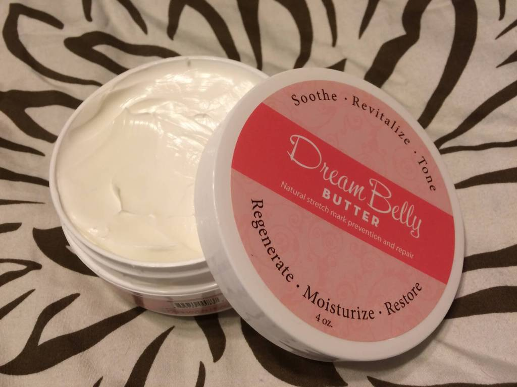DreamBelly Butter Open