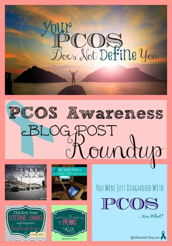 PCOS Awareness Month 2015 Blog Post Roundup