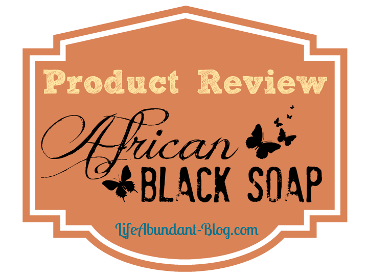 African Black Soap Product Review