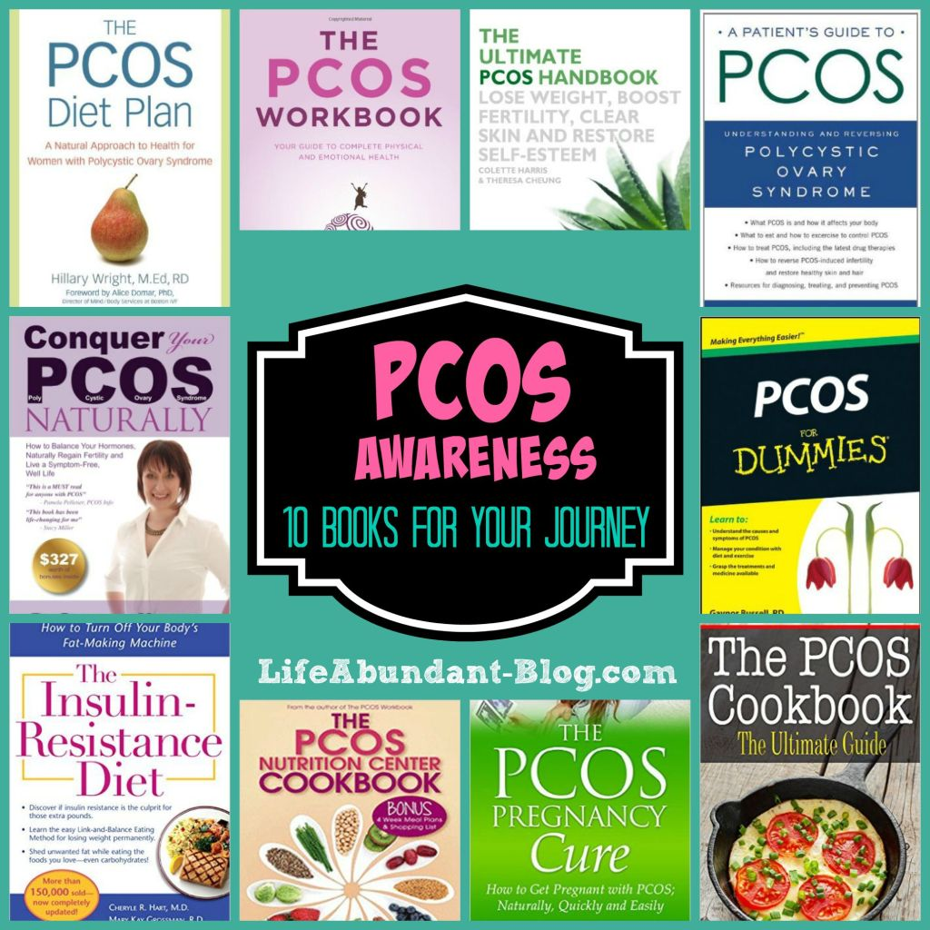 PCOS Awareness Books