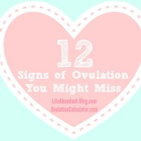 12 Signs of Ovulation You Might Miss
