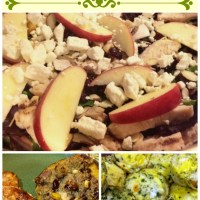 Weekly Menu for PCOS and 21-Day Fix