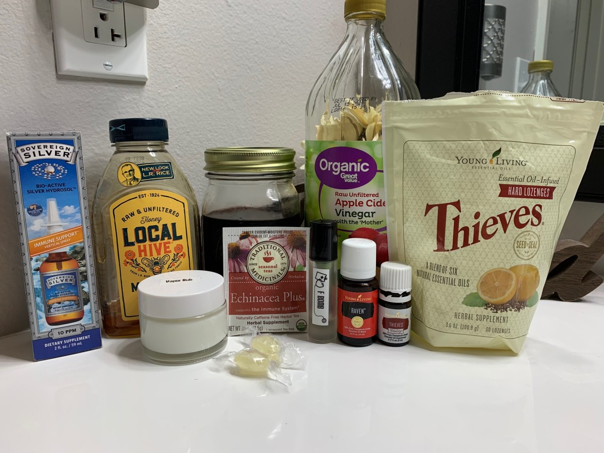 My Top 8 Natural Remedies for Sickness