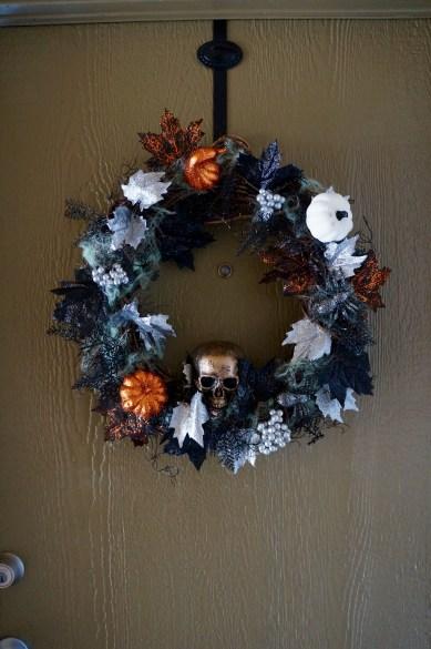 The Haunted Wreath