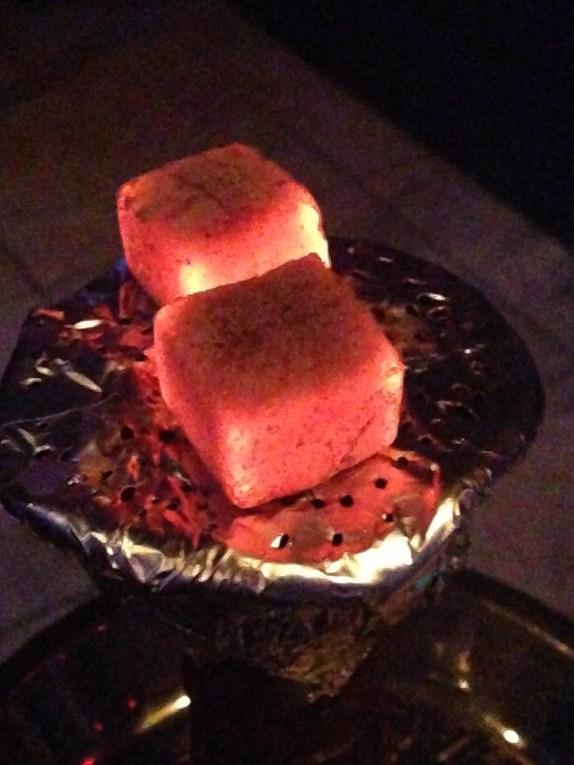 Coals for hookah