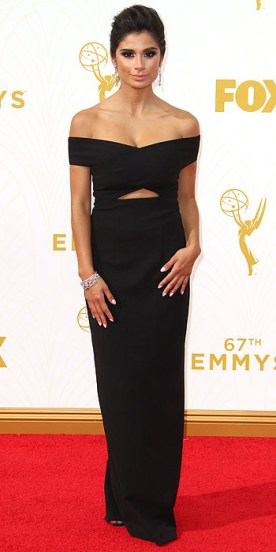 Mandatory Credit: Photo by REX Shutterstock (2816703cb) Diane Guerreo 67th Primetime Emmy Awards, Arrivals, Los Angeles, America - 20 Sep 2015